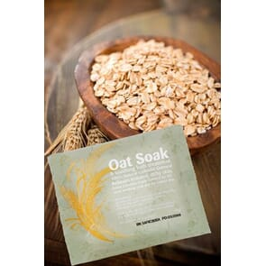 Oat Soak Colloidal oats for bath