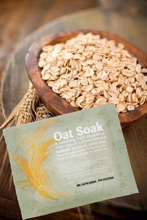 Oat Soak Colloidal oats for bath