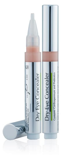 Dry Eye Concealer pen for covering up dry skin around the eyes