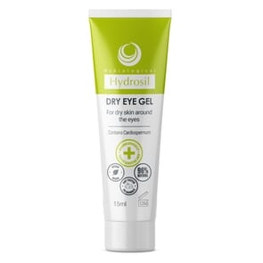 Dry Eye Gel for dry skin and eczema around the eyes