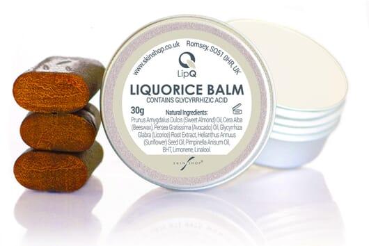 LipQ Liquorice Balm